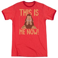 Bobs Burgers - Mens This Is Me Ringer T-Shirt