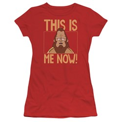 Bobs Burgers - Juniors This Is Me T-Shirt