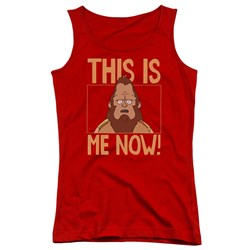 Bobs Burgers - Juniors This Is Me Tank Top