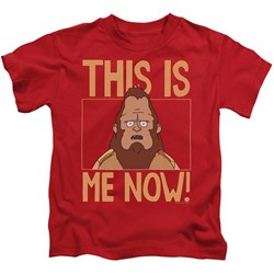 Bobs Burgers - Little Boys This Is Me T-Shirt