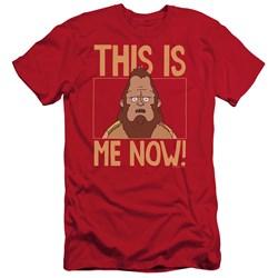 Bobs Burgers - Mens This Is Me Premium Slim Fit T-Shirt