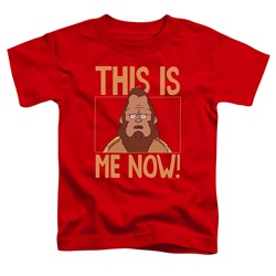 Bobs Burgers - Toddlers This Is Me T-Shirt