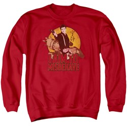 Firefly - Mens I Aim To Misbehave Sweater