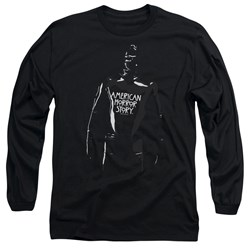 American Horror Story - Mens Rubber Man Long Sleeve T-Shirt