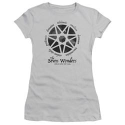American Horror Story - Juniors Seven Wonders T-Shirt