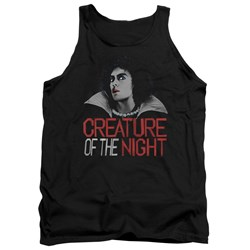 Rocky Horror Picture Show - Mens Creature Of The Night Tank Top