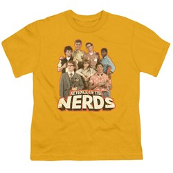 Revenge Of The Nerds - Big Boys Group Of Nerds T-Shirt