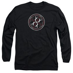 American Horror Story - Mens Coven Serpent Sigil Long Sleeve T-Shirt