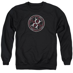 American Horror Story - Mens Coven Serpent Sigil Sweater