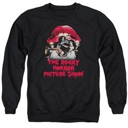 Rocky Horror Picture Show - Mens Casting Throne Sweater