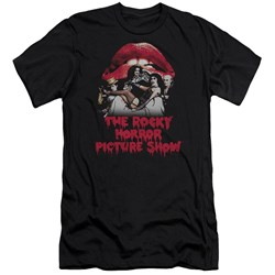 Rocky Horror Picture Show - Mens Casting Throne Premium Slim Fit T-Shirt