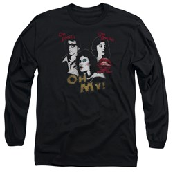Rocky Horror Picture Show - Mens Oh 3 Ways Long Sleeve T-Shirt