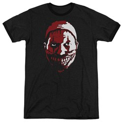 American Horror Story - Mens The Clown Ringer T-Shirt