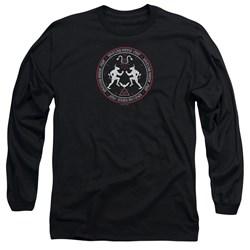 American Horror Story - Mens Coven Minotaur Sigil Long Sleeve T-Shirt