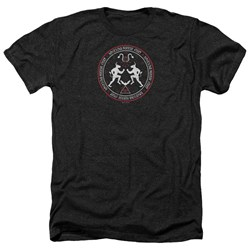 American Horror Story - Mens Coven Minotaur Sigil Heather T-Shirt