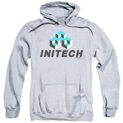 Office Space - Mens Initech Logo Pullover Hoodie