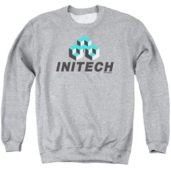 Office Space - Mens Initech Logo Sweater