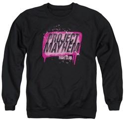 Fight Club - Mens Project Mayhem Sweater