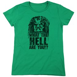 Predator - Womens What Are You T-Shirt