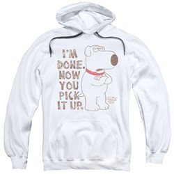Family Guy - Mens Pick It Up Pullover Hoodie