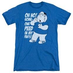 Family Guy - Mens In My Pants Ringer T-Shirt