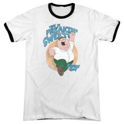 Family Guy - Mens Sweet Ringer T-Shirt