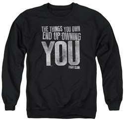 Fight Club - Mens Owning You Sweater