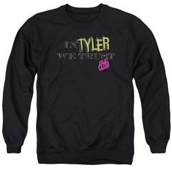 Fight Club - Mens In Tyler We Trust Sweater