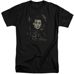 Edward Scissorhands - Mens Edward Tall T-Shirt