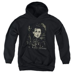 Edward Scissorhands - Youth Edward Pullover Hoodie
