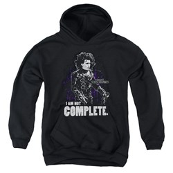 Edward Scissorhands - Youth Not Complete Pullover Hoodie