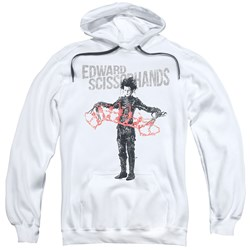 Edward Scissorhands - Mens Show & Tell Pullover Hoodie