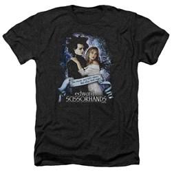 Edward Scissorhands - Mens That Night Heather T-Shirt