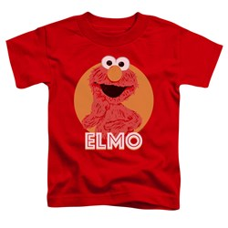 Sesame Street - Toddlers Elmo Scribble T-Shirt