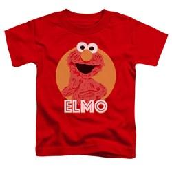 Sesame Street - Toddlers Elmo Scribble T-Shirt