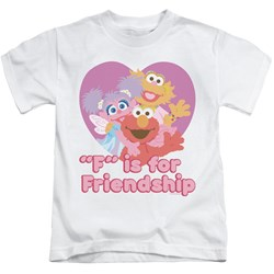 Sesame Street - Little Boys Friendship T-Shirt