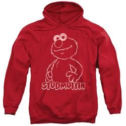 Sesame Street - Mens Studmuffin Pullover Hoodie