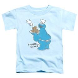 Sesame Street - Toddlers Freshly Baked T-Shirt
