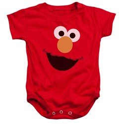 Sesame Street - Toddler Elmo Face Onesie