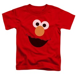 Sesame Street - Toddlers Elmo Face T-Shirt