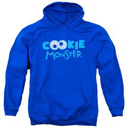 Sesame Street - Mens Cookie Eyes Pullover Hoodie