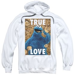 Sesame Street - Mens Beautiful Cookies Pullover Hoodie