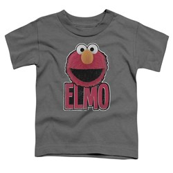 Sesame Street - Toddlers Elmo Smile T-Shirt