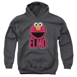 Sesame Street - Youth Elmo Smile Pullover Hoodie