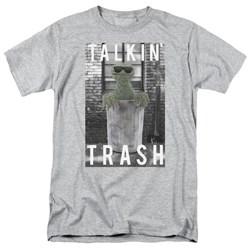 Sesame Street - Mens Talkin Trash T-Shirt