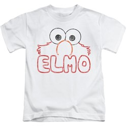 Sesame Street - Little Boys Elmo Letters T-Shirt