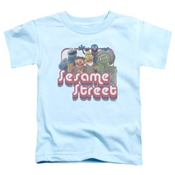 Sesame Street - Toddlers Groovy Group T-Shirt