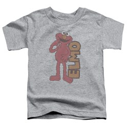 Sesame Street - Toddlers Vintage Elmo T-Shirt