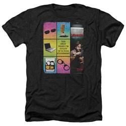 Californication - Mens Poor Judgement Heather T-Shirt