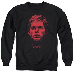 Dexter - Mens Bloody Face Sweater